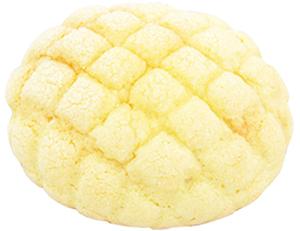ブルターニュ産発酵バターを使ったサックリメロンパン(w300)