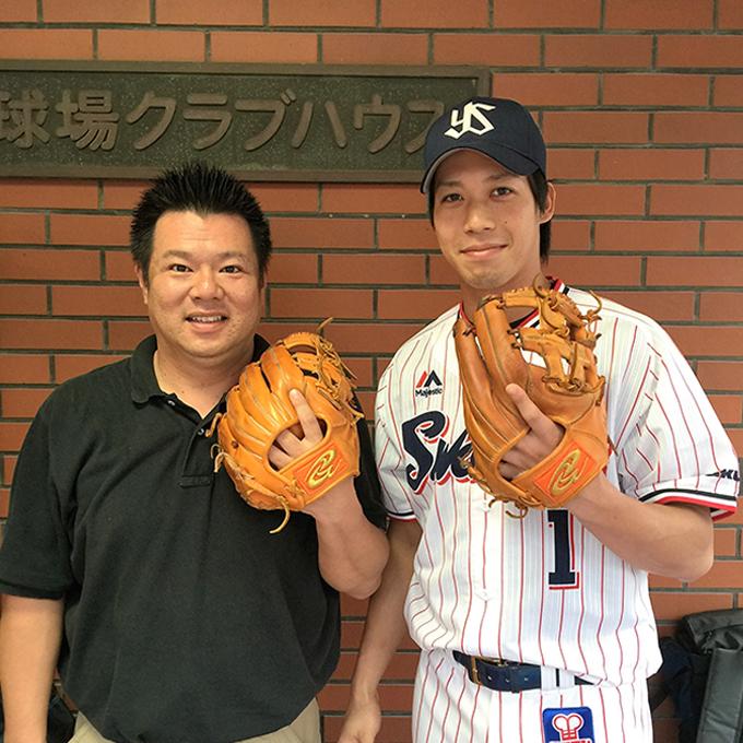 山田選手と(w680)