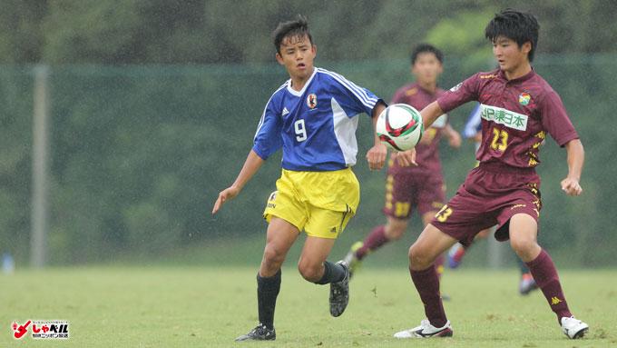 U-16日本代表・久保建英(15歳)