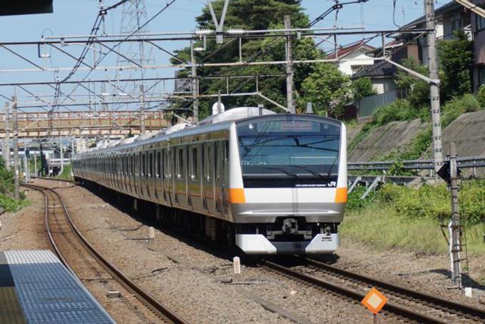 E257系電車