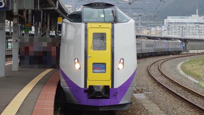 キハ261系特急「スーパー北斗」