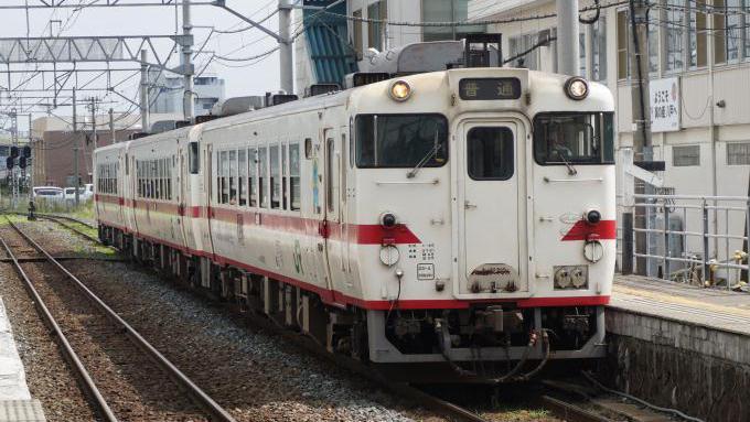 八戸線のキハ40