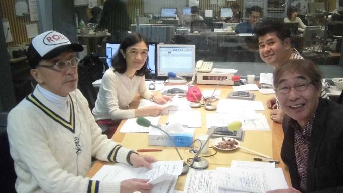 蛭子能収,テリー伊藤,垣花正のあなたとハッピー!,那須恵理子