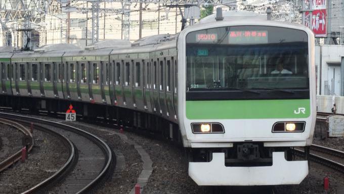 山手線E231系