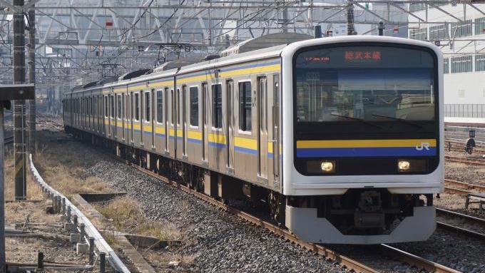 bl161228-1(総武本線209系)