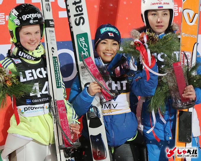 スキー ジャンプ 高梨 沙羅