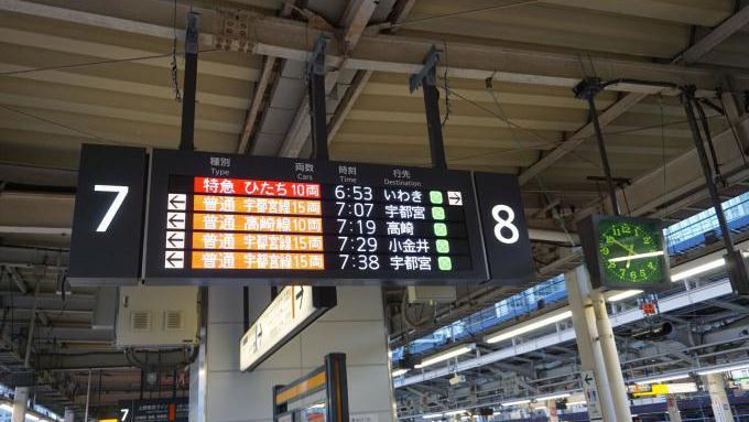 東京駅・上野東京ライン