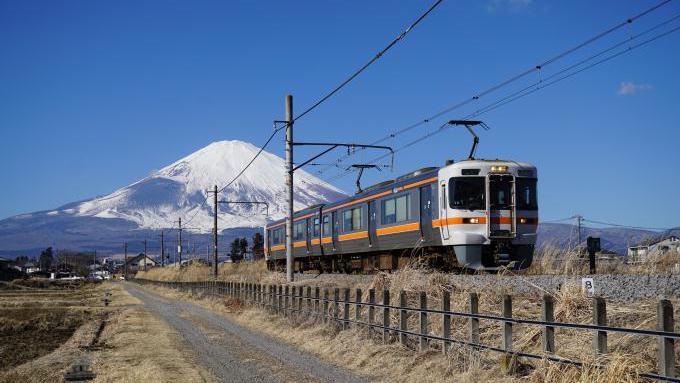 313系電車、御殿場線・足柄~御殿場間