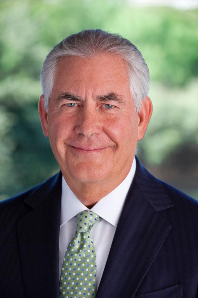 レックス・ウェイン・ティラーソン国務長官 Office-of-the-President-electより1