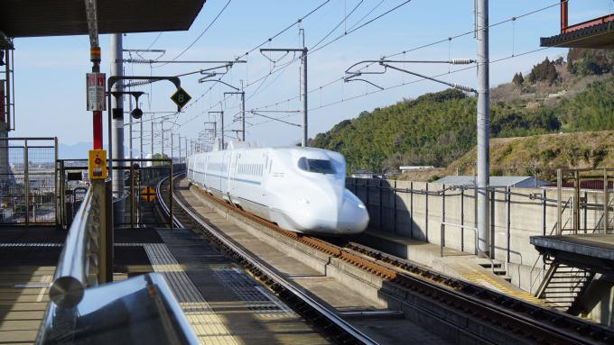 九州新幹線・N700系