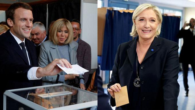 大統領 選挙 フランス