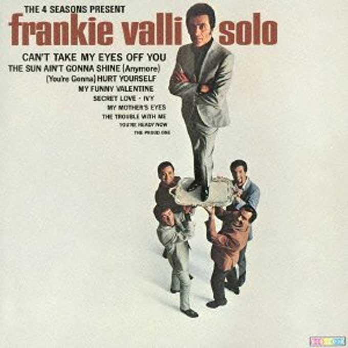 フランキー・ヴァリ,ソロ