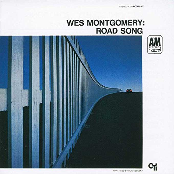 WES-MONTGOMERY,ROAD-SONG
