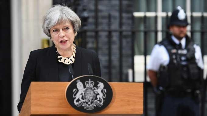 メイ英首相,テロ,ロンドン