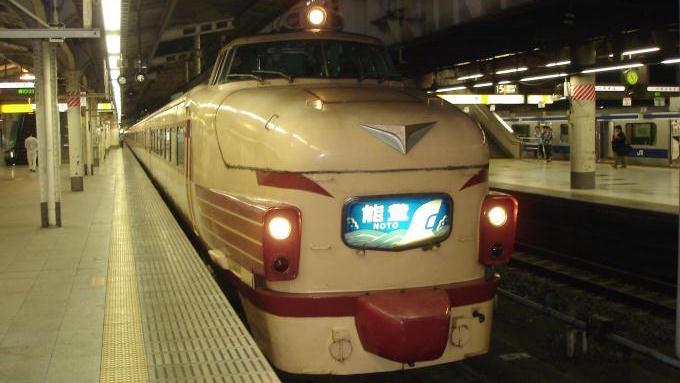 489系電車