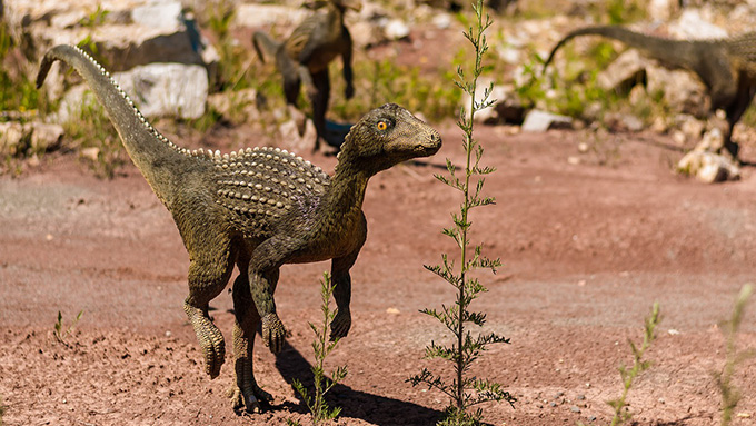 dinosaur 意味