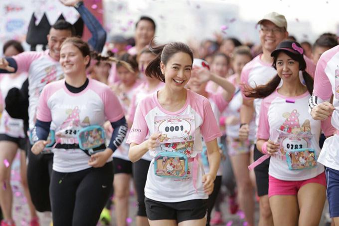 Hello Kitty Run Bangkok 2017