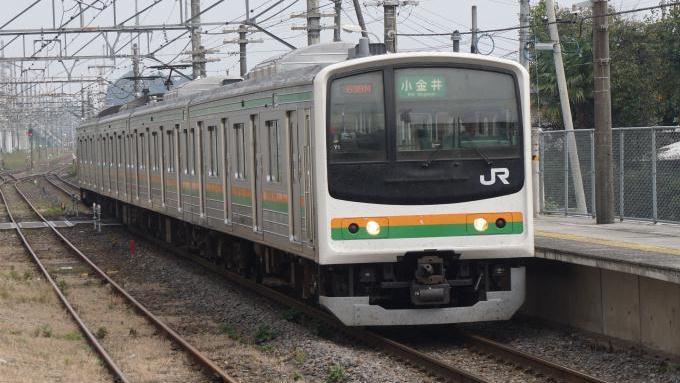 205系 直流電車