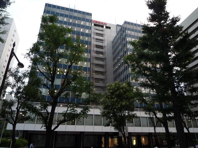 旧日産 本社 銀座通産省