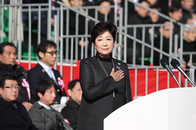 小池都知事の2018年腹づもり オリンピックや豊洲移転 – ニッポン放送 ...