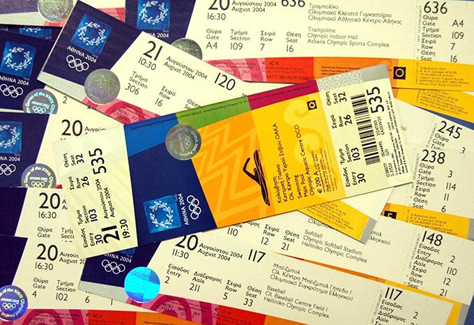 東京 オリンピック チケット 結果