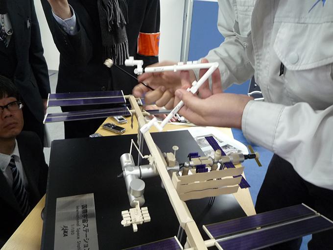 NASA 船外活動 金井宣茂