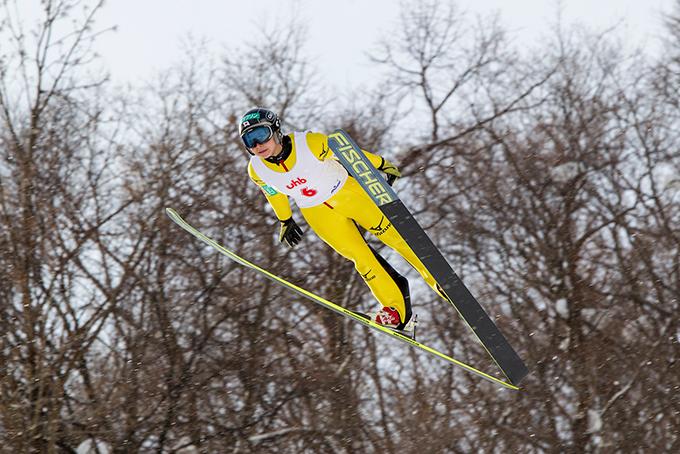 スキー ジャンプ 小浅星子