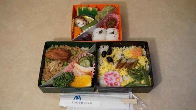 姫路城櫓弁当