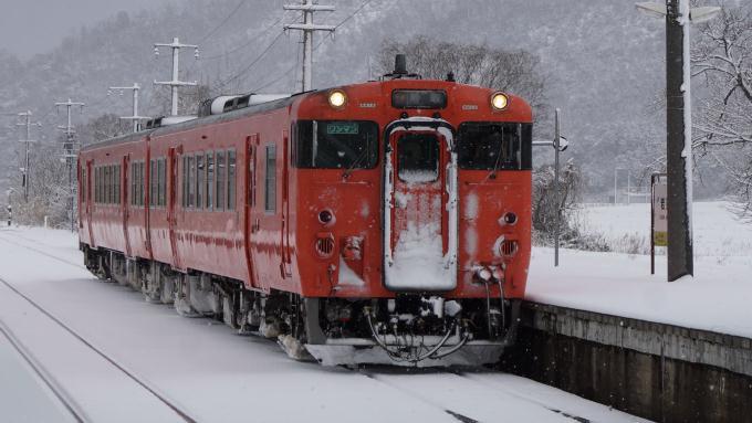 山陰本線 キハ47形 気動車