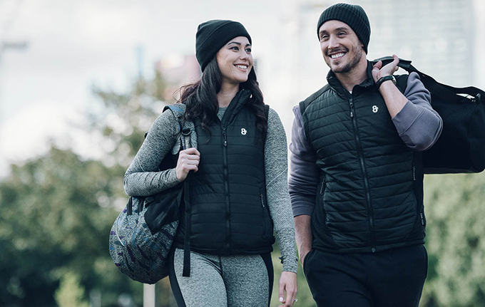 8K 8kflexwarm Heated Jackets & Gilets