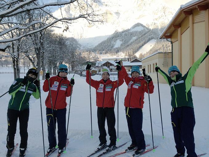 2014 スキー ジャンプ ワールドカップ