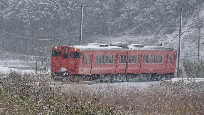 キハ47形 快速列車 山陰本線 鳥取 福部