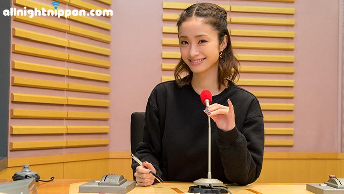 上戸彩、2年5ヶ月ぶりにラジオパーソナリティを担当! – ニッポン放送 ...