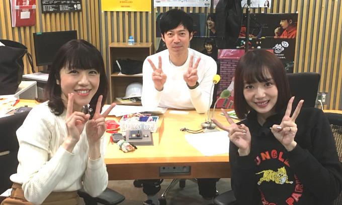 東MAX 岡田紗佳とのジェネレーションギャップに衝撃! – ニッポン放送 ...