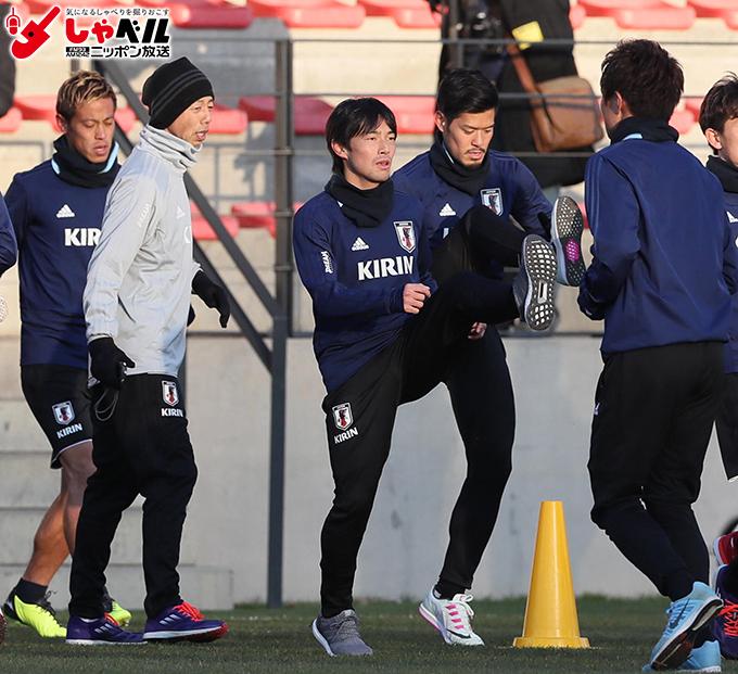 中島翔哉 サッカー 日本 代表 ベルギー リエージュ