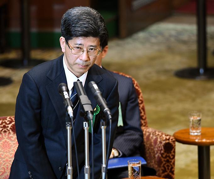 佐川 宣寿 前 国税庁 長官 証人喚問 参院 予算 委員会