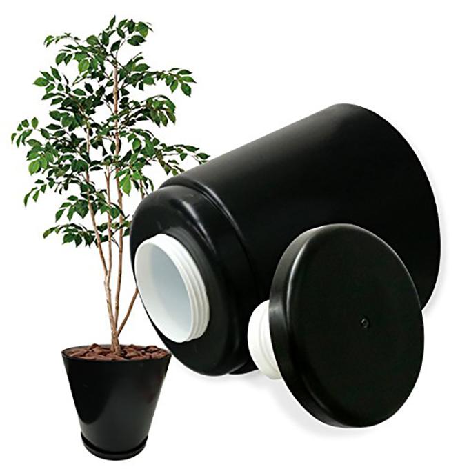 隠し金庫 植木鉢型 収納 セーフティボックス SECRET SAFE シークレットセーフ