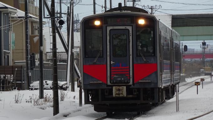 キハ126系 快速 とっとりライナー 山陰本線 湖山駅
