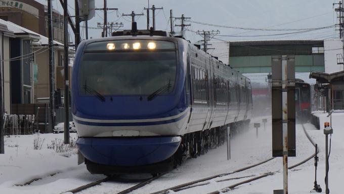 HOT7000系 特急 スーパーはくと 山陰本線 湖山駅