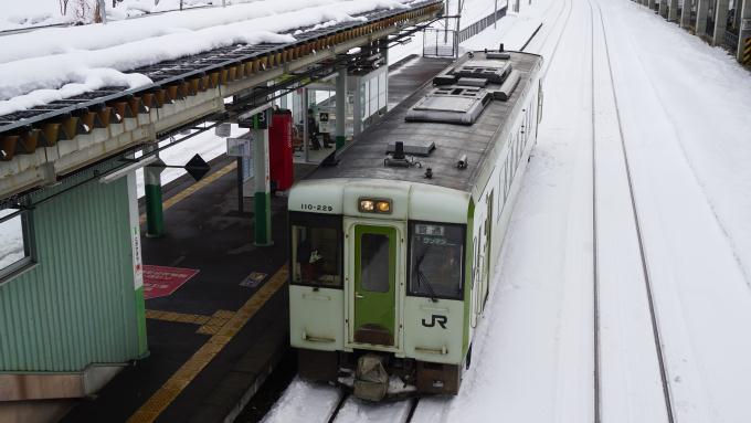 飯山線 キハ110系