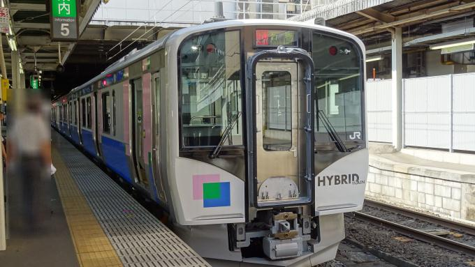 HB-E210系 仙石東北ライン