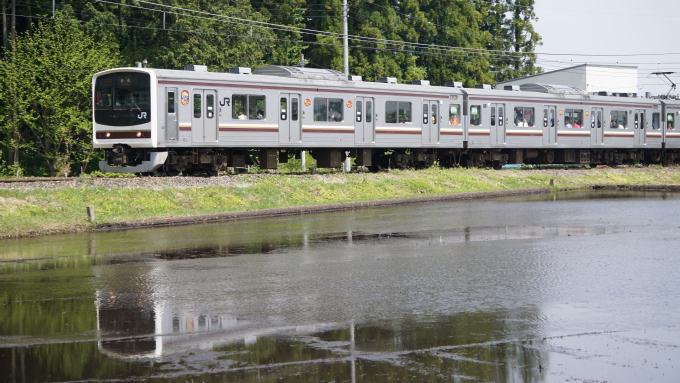 205系 電車 日光線 今市 日光