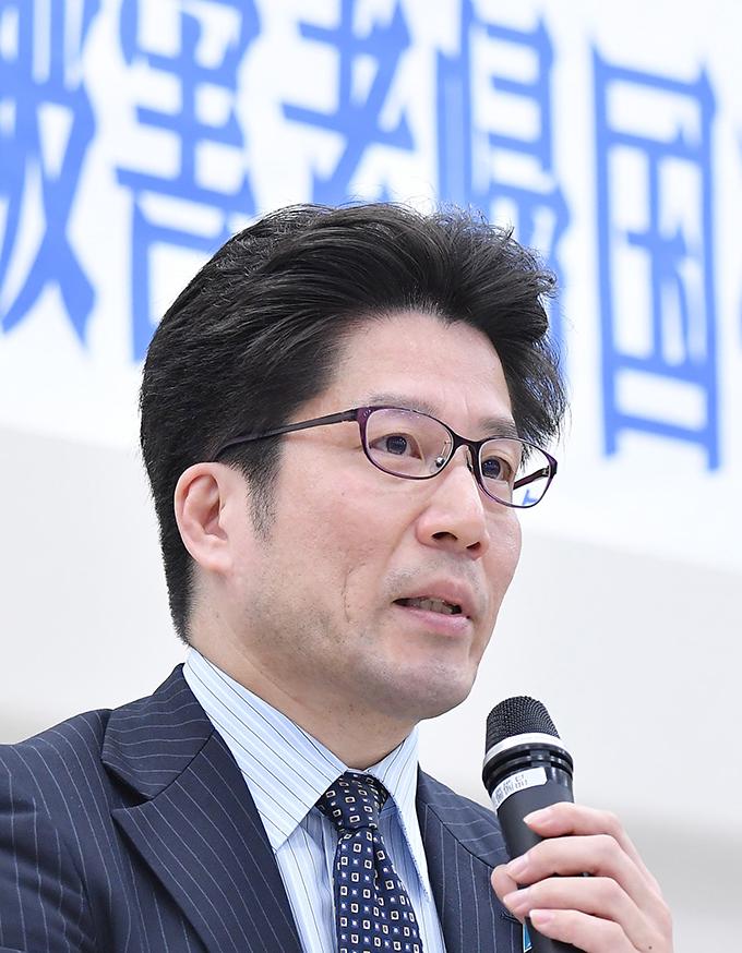 横田 拓也 事務局長 拉致 被害者 帰国 緊急 集会