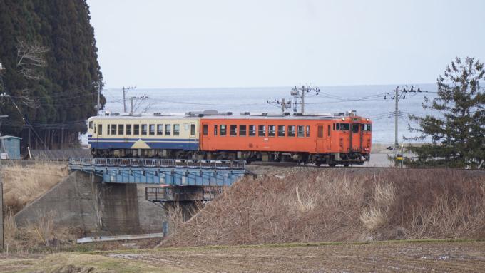 キハ48形 気動車 津軽線 三厩 津軽浜名