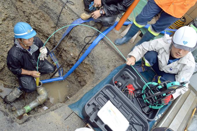 大阪ガス 従業員 大阪北部 地震
