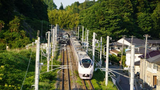 E657系 特急 ひたち 常磐線 いわき 内郷
