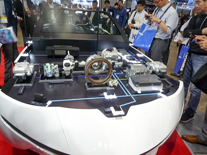 日立オートモ―ディブ 自動運転 システム