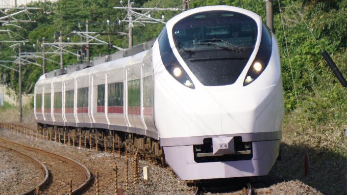 E657系 特急 ひたち 常磐線 勝田 水戸