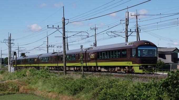 485系 電車 リゾートやまどり 快速 リゾート那須野満喫号 東北本線 東大宮 蓮田