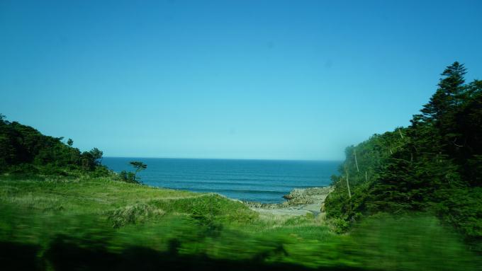 常磐線 太平洋